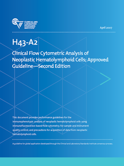 Clinical Flow Cytometric Analysis of Neoplastic Hematolymphoid Cells, 2nd Edition