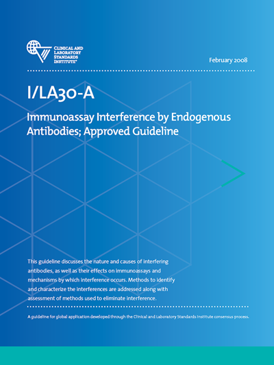 Immunoassay Interference by Endogenous Antibodies, 1st Edition