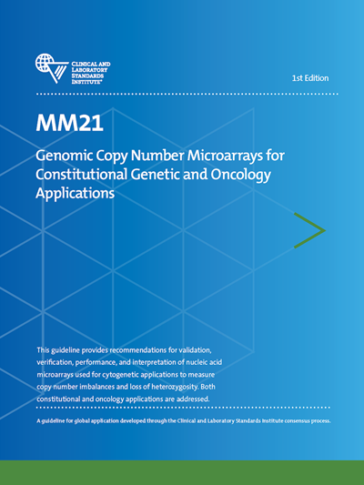 Genomic Copy Number Microarrays for Constitutional Genetic and Oncology Applications, 1st Edition