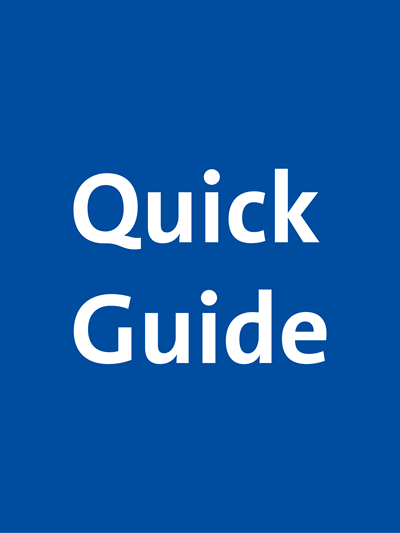 AST QC Quick Guides