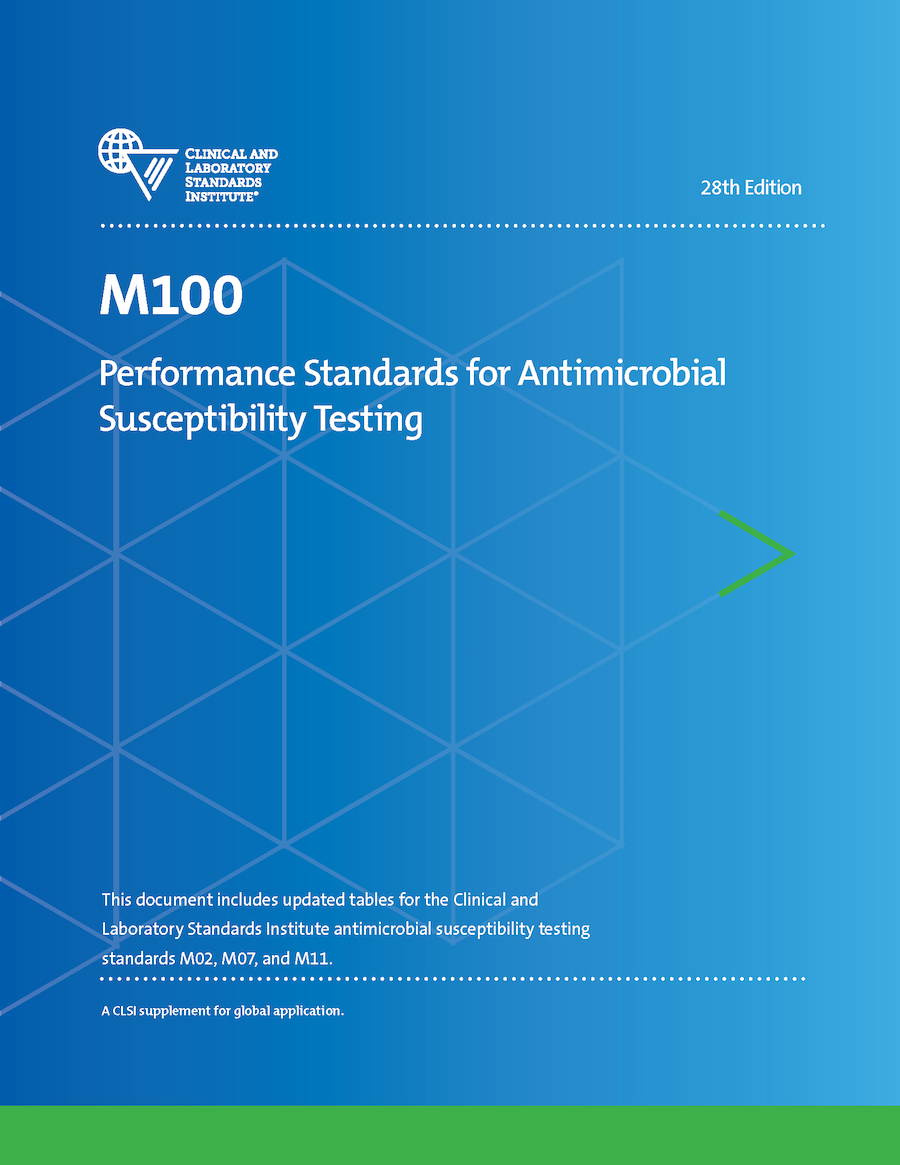 CLSI Subcommittee on Antimicrobial Susceptibility Testing ...