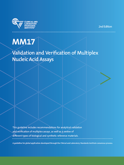 Validation and Verification of Multiplex Nucleic Acid Assays, 2nd Edition