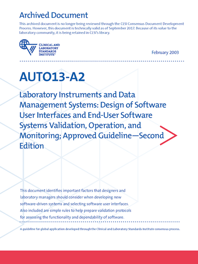 Laboratory Instruments and Data Management Systems: Design of Software User Interfaces and End-User Software Systems Validation, Operation, and Monitoring, 2nd Edition