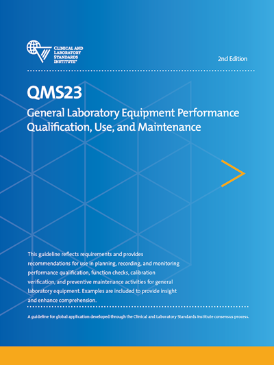 General Laboratory Equipment Performance Qualification, Use, and Maintenance, 2nd Edition