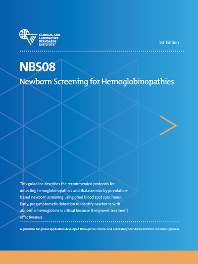 Newborn Screening for Hemoglobinopathies, 1st Edition