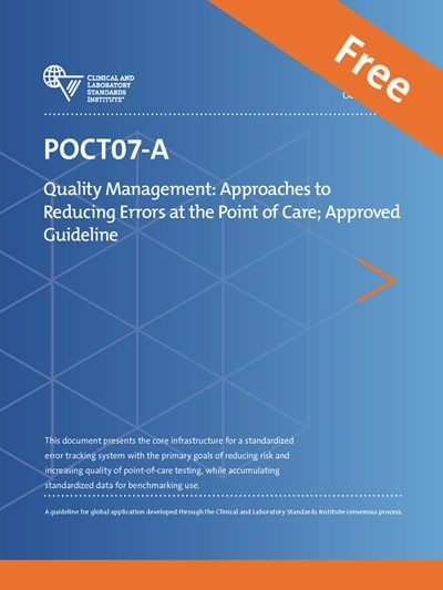 Quality Management: Approaches to Reducing Errors at the Point of Care, 1st Edition