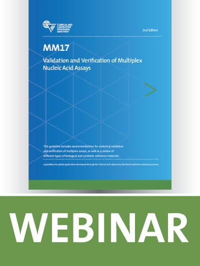 MM17 Overview: Validation and Verification of Multiplex Nucleic Acid Assays