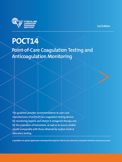 Point-of-Care Coagulation Testing and Anticoagulation Monitoring, 2nd Edition