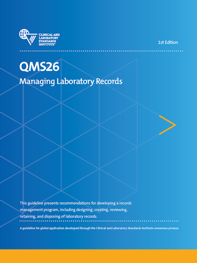 Managing Laboratory Records, 1st Edition