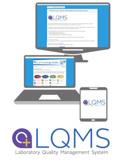 LQMSOL Laboratory Quality Management System Certificate Program